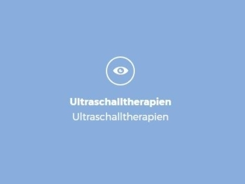 Ultraschalltherapien